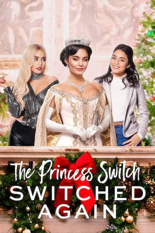 Movie poster of The Princess Switch: Switched Again