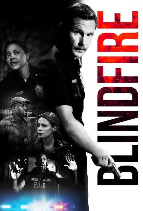 Movie poster of Blindfire