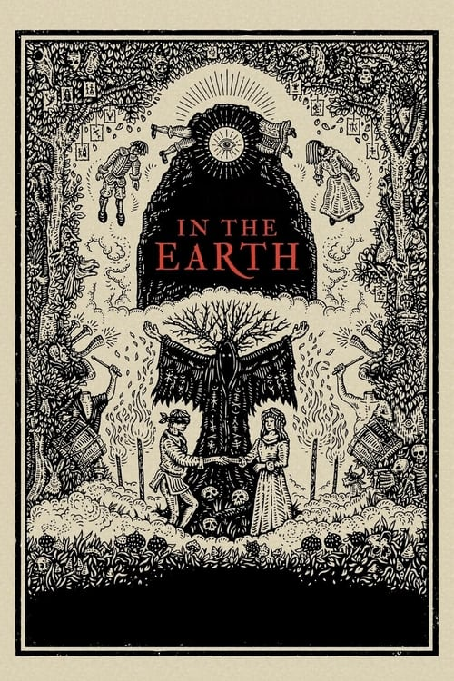 Movie poster of In the Earth