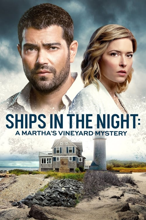 Movie poster of Ships in the Night: A Martha's Vineyard Mystery