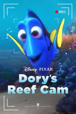 Movie poster of Dory's Reef Cam