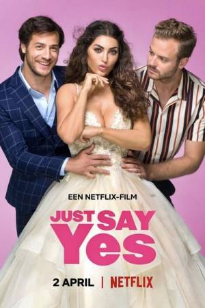 Filmplakat von Just Say Yes