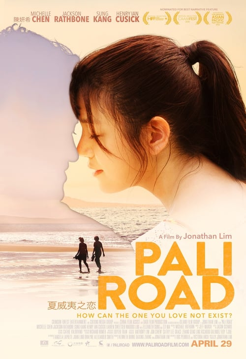 Movie poster of Pali Road