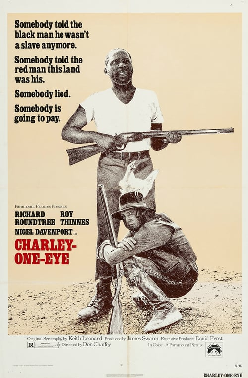 Movie poster of Charley-One-Eye