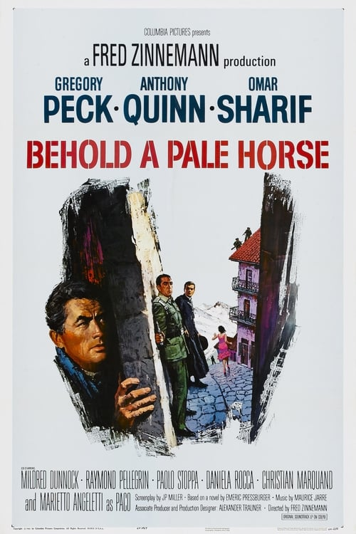 Movie poster of Behold a Pale Horse