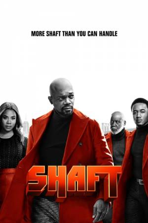 Movie poster of Shaft