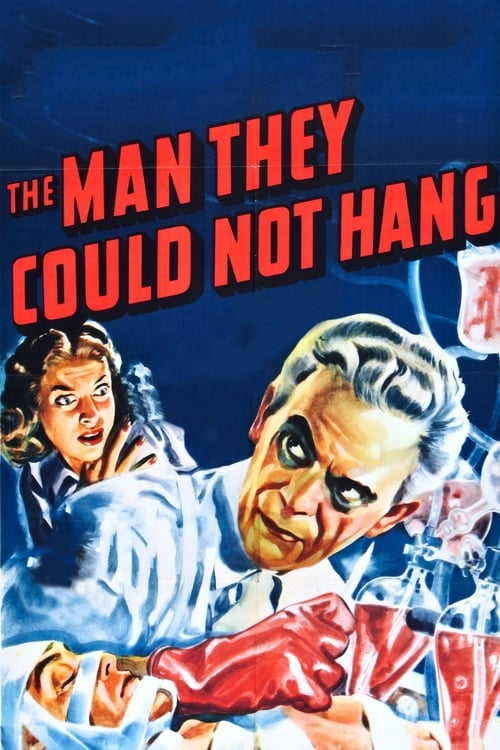 Movie poster of The Man They Could Not Hang