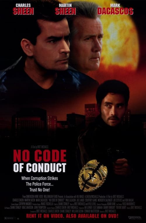 Movie poster of No Code of Conduct