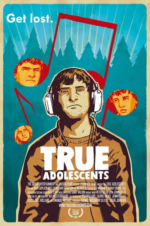 Movie poster of True Adolescents