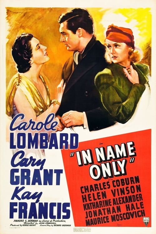 Movie poster of In Name Only