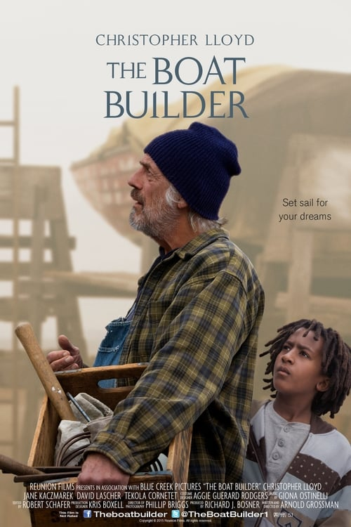 Movie poster of The Boat Builder