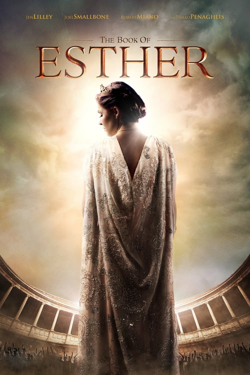 Movie poster of The Book of Esther