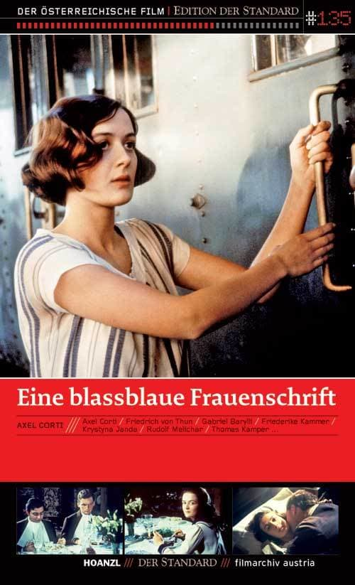 Movie poster of Eine blassblaue Frauenschrift
