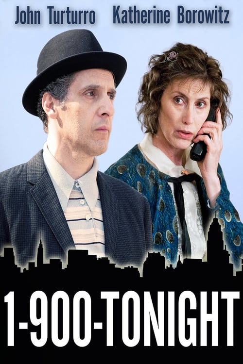 Movie poster of 1-900-TONIGHT (Somewhere Tonight)
