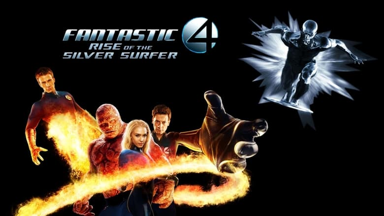 Film Fantastic Four Rise Of The Silver Surfer 2007