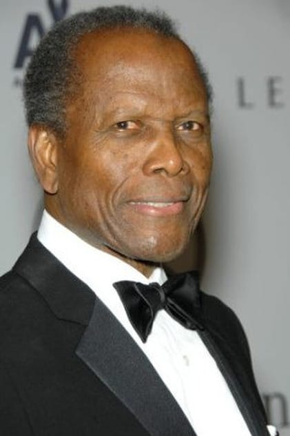 Photo of Sidney Poitier