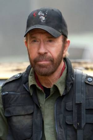 Photo of Chuck Norris