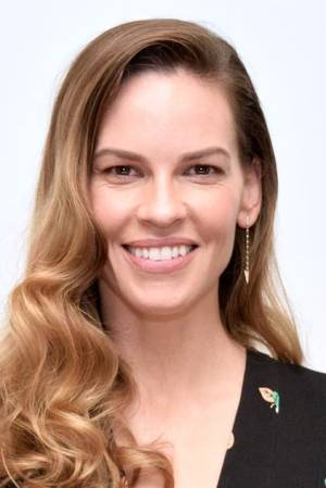 Photo of Hilary Swank