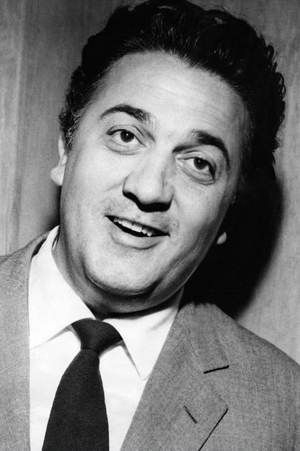 Photo of Federico Fellini