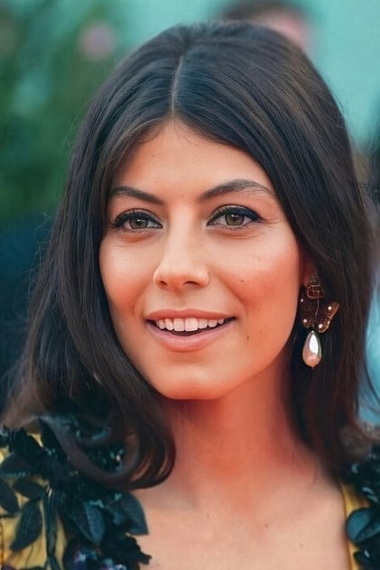 Photo of Alessandra Mastronardi