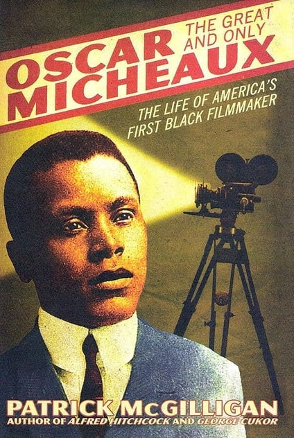Photo of Oscar Micheaux