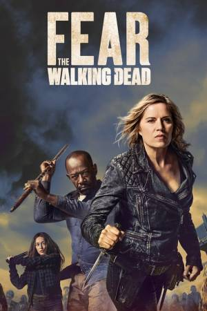Plakat von Fear the Walking Dead