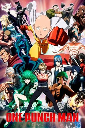 Poster of One-Punch Man