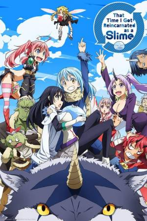 Poster of That Time I Got Reincarnated as a Slime