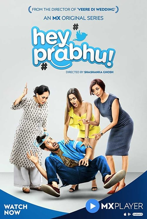 Poster of Hey Prabhu!