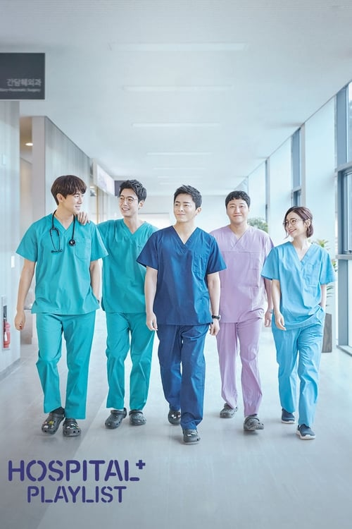 Poster of Hospital Playlist