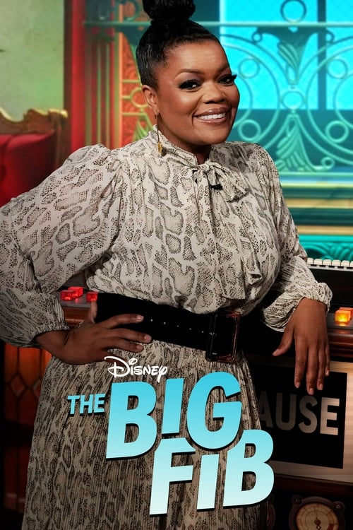 Poster of The Big Fib