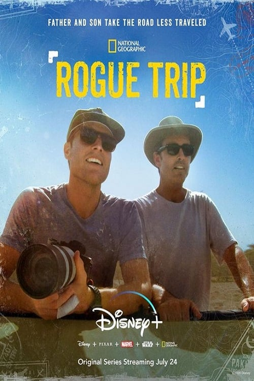 Poster of Rogue Trip