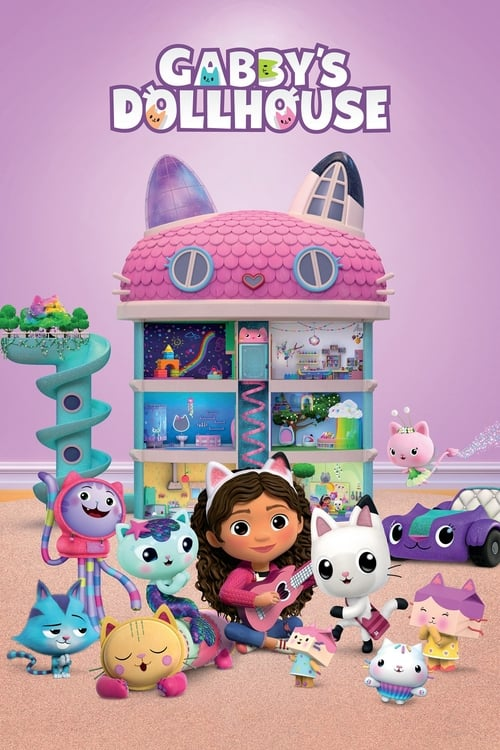 Poster of Gabby's Dollhouse