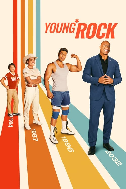 Poster of Young Rock